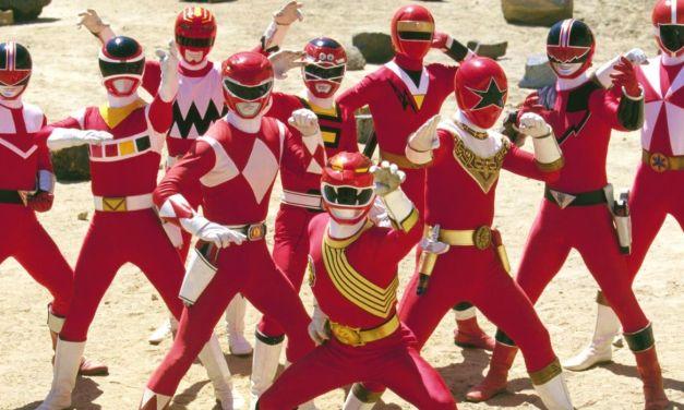 The Illuminerdi's Top 10 Red Rangers