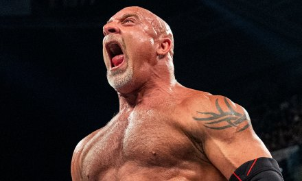 Goldberg Reveals He's Signed With WWE For Another 2 Years