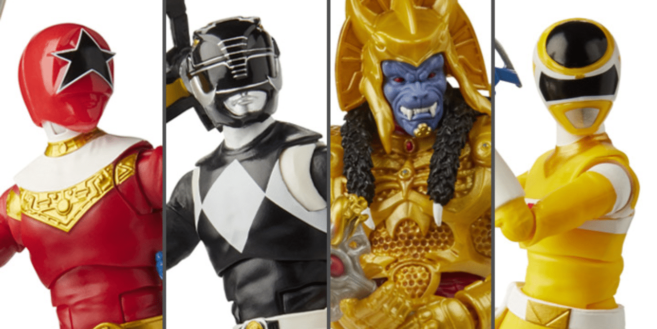 Power Rangers Lightning Collection Wave 6 Officially Revealed By Hasbro
