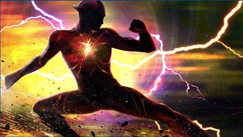 The Flash Concept Art New Suit