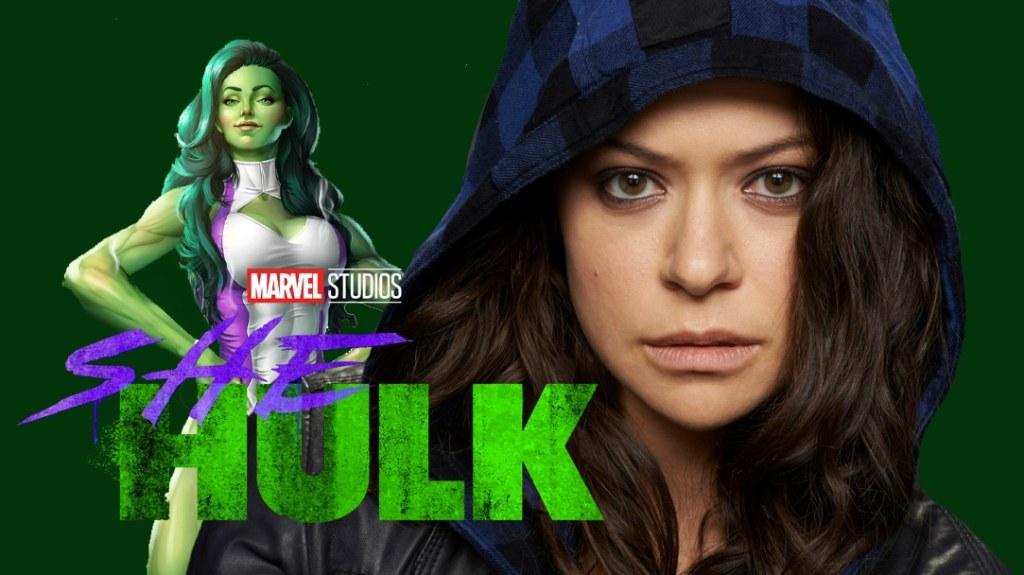 She-Hulk Tatiana Maslany The Illuminerdi Abomination