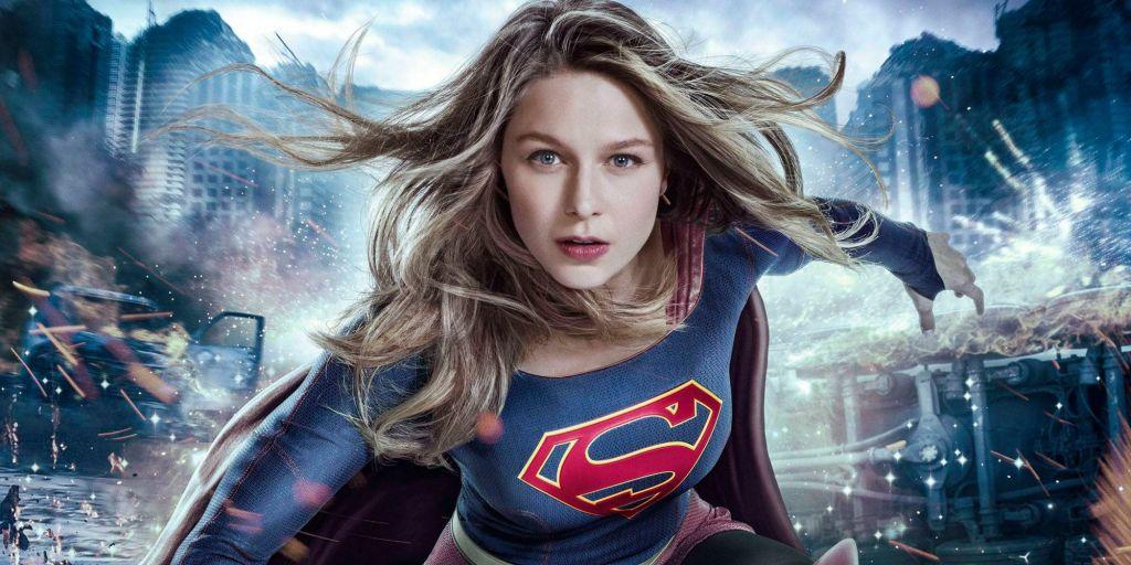 Supergirl Melissa Benoist World's FInest