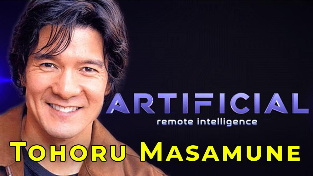 """Tohoru Masamune Explains His """"Weird Alter-Ego"""" Matt Lin On Twitch's Artificial"""