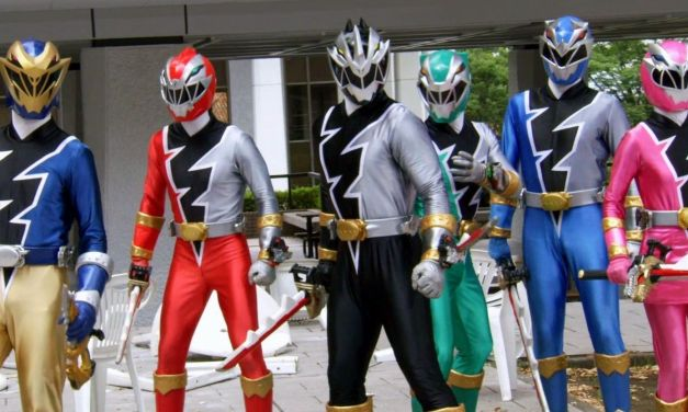 Could Power Rangers Dino Fury Feature a Crossover?