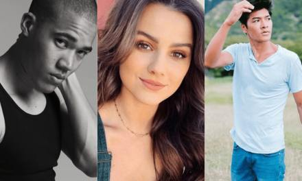 Hasbro Officially Confirms Red, Blue, and Pink Ranger Actors for Power Rangers Dino Fury