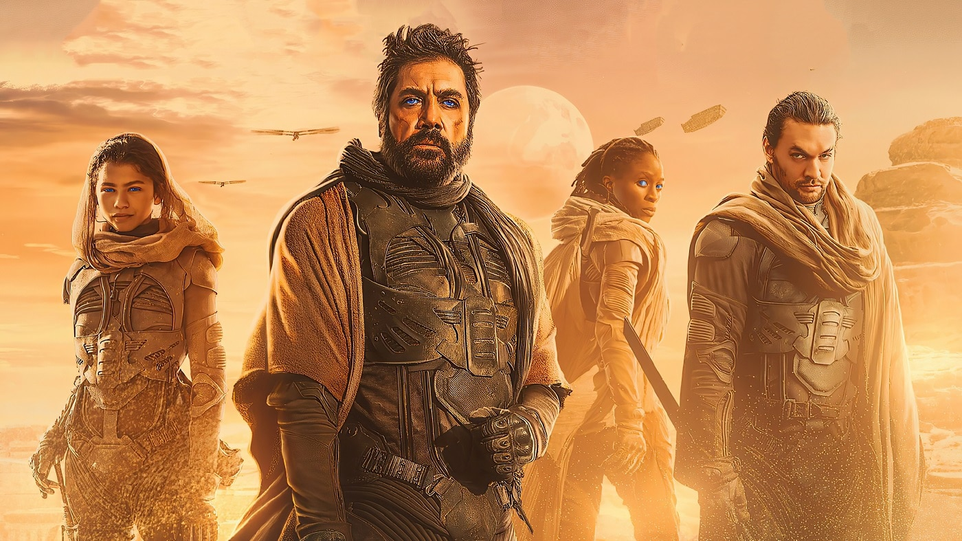 Original Dune Star Thinks the Reboot Should Have Been a TV