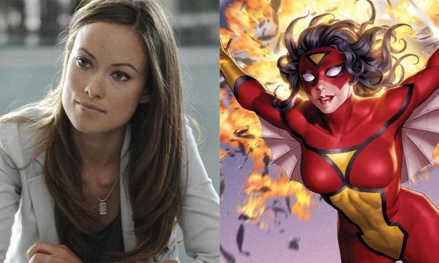Olivia Wilde Talks Spider-Woman And KevIn Feige's involvement