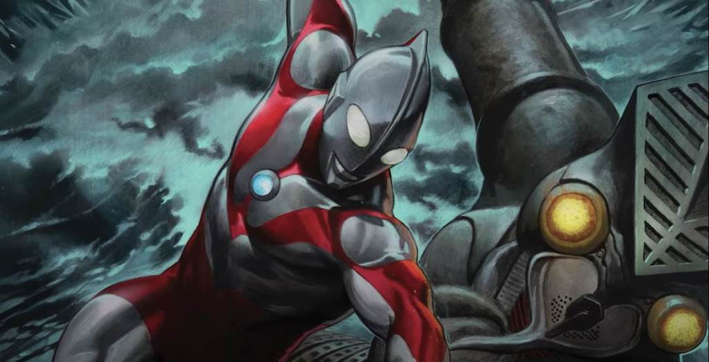 The Rise of Ultraman Issue #1 Review - The Illuminerdi