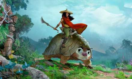 1st Trailer For Disney's Raya and the Last Dragon Promises A Epic Adventure