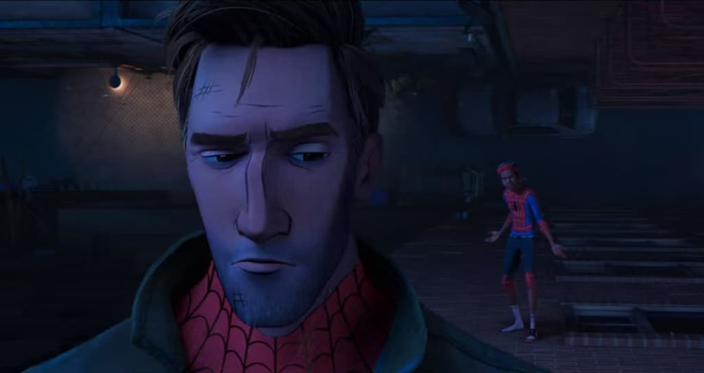 Into the Spiderverse You good with that spider-man