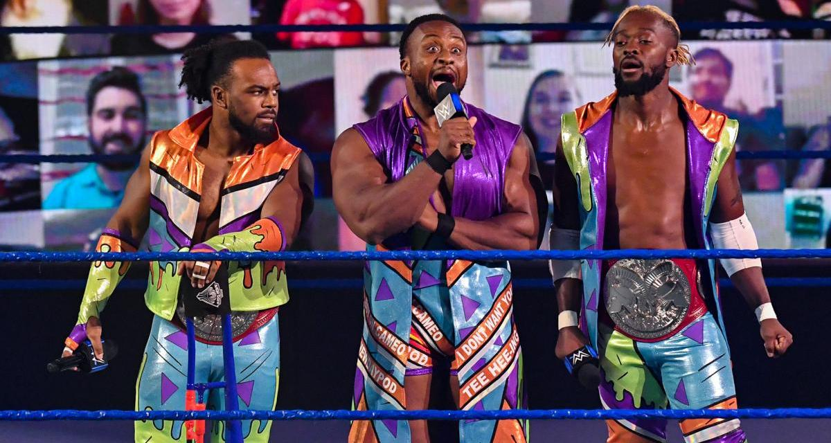 New Day Only Had 2 Day Warning For Split