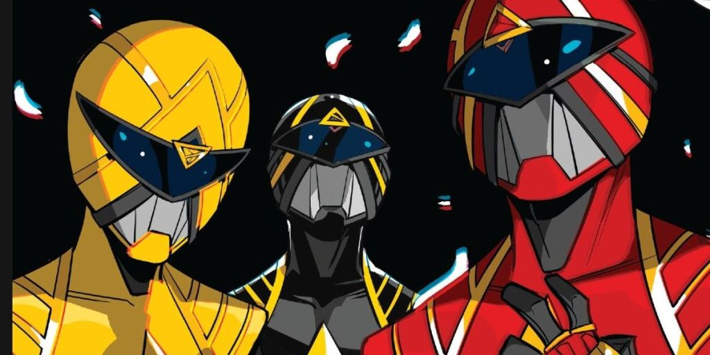 Power Rangers #1 The Comic Bug Exclusive Variant Cover Revealed - The Illuminerdi
