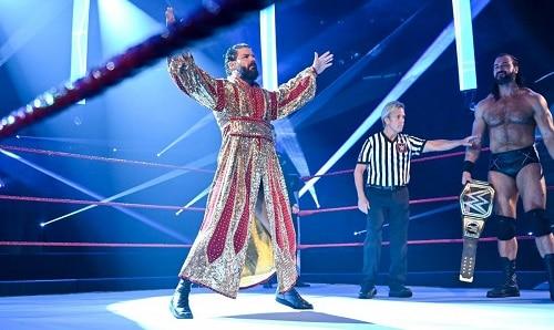 WWE Robert Roode