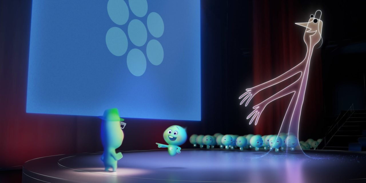 How Pixar Constructed Soul's World
