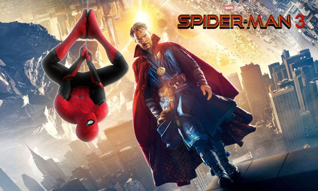 Spider-Man 3 Benedict Cumberbatch Doctor Strange The Illuminerdi