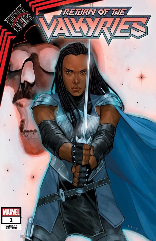Marvel Introduces New Valkyrie Comics With The Likeness of MCU's Tessa Thompson - The Illuminerdi