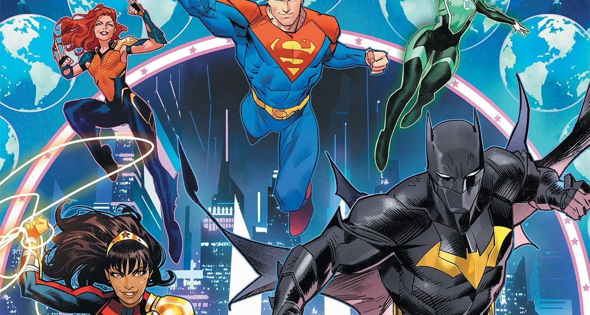 DC Announces New Future State Comic Event