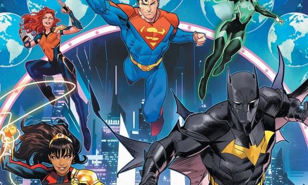 DC Announces New Future State Comic Event