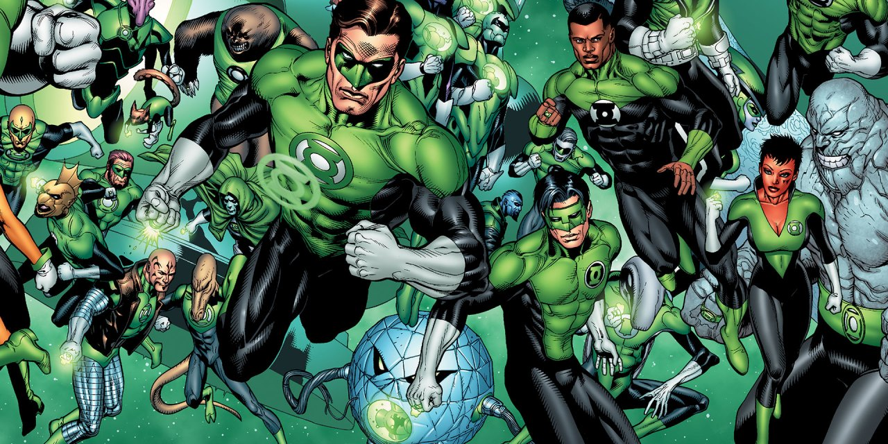 Green Lantern Series On HBO Max Will Reportedly Feature Dominators, Have A TV-MA Rating, And More Exciting News