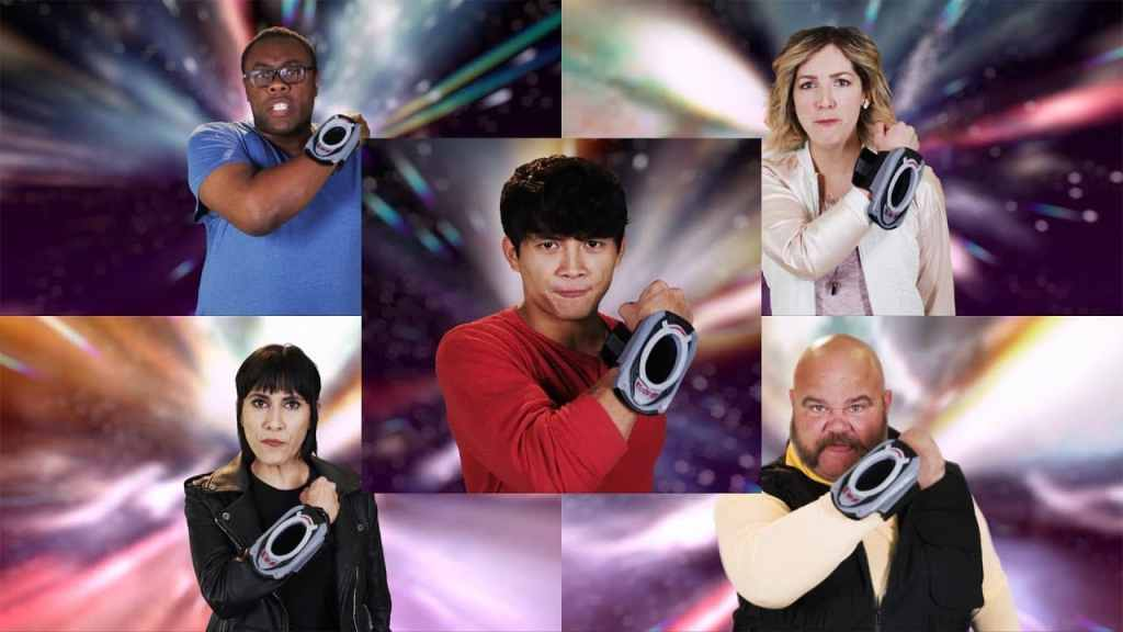 Power Rangers HyperForce Celebrates Its 3rd Anniversary - Taking a Look Back At The Popular Web-Series - The Illuminerdi