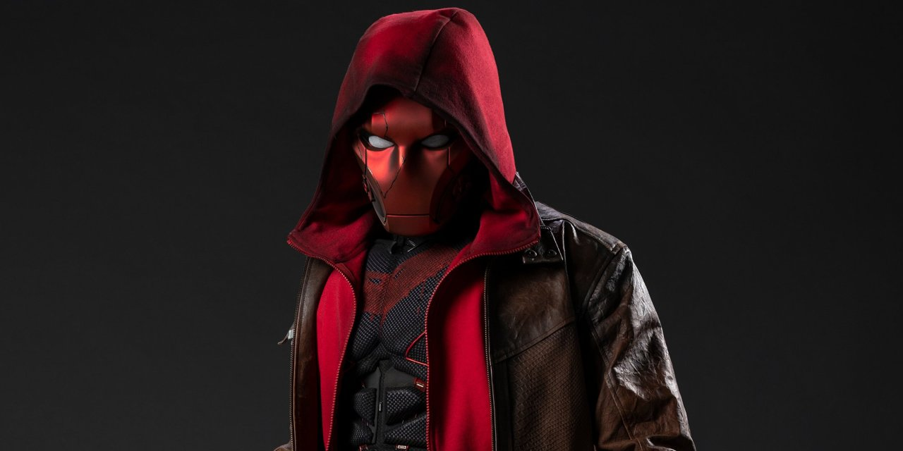 First Look At Titans Season 3's Red Hood Revealed