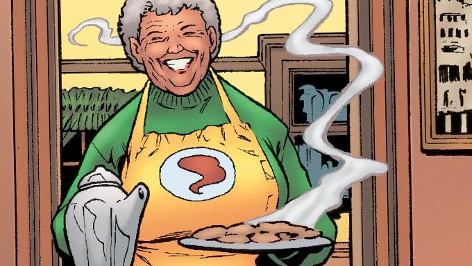 Ma Hunkel Black Adam DC Comics
