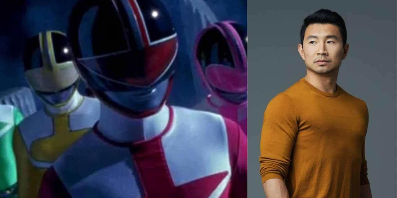 Shang-Chi Star Simu Liu Reveals He Is A Power Rangers Fan
