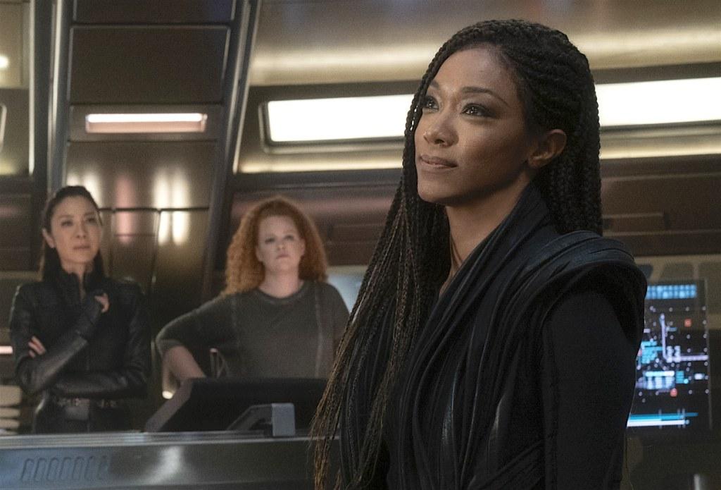 Star Trek: Discovery Sonequa Martin-Green