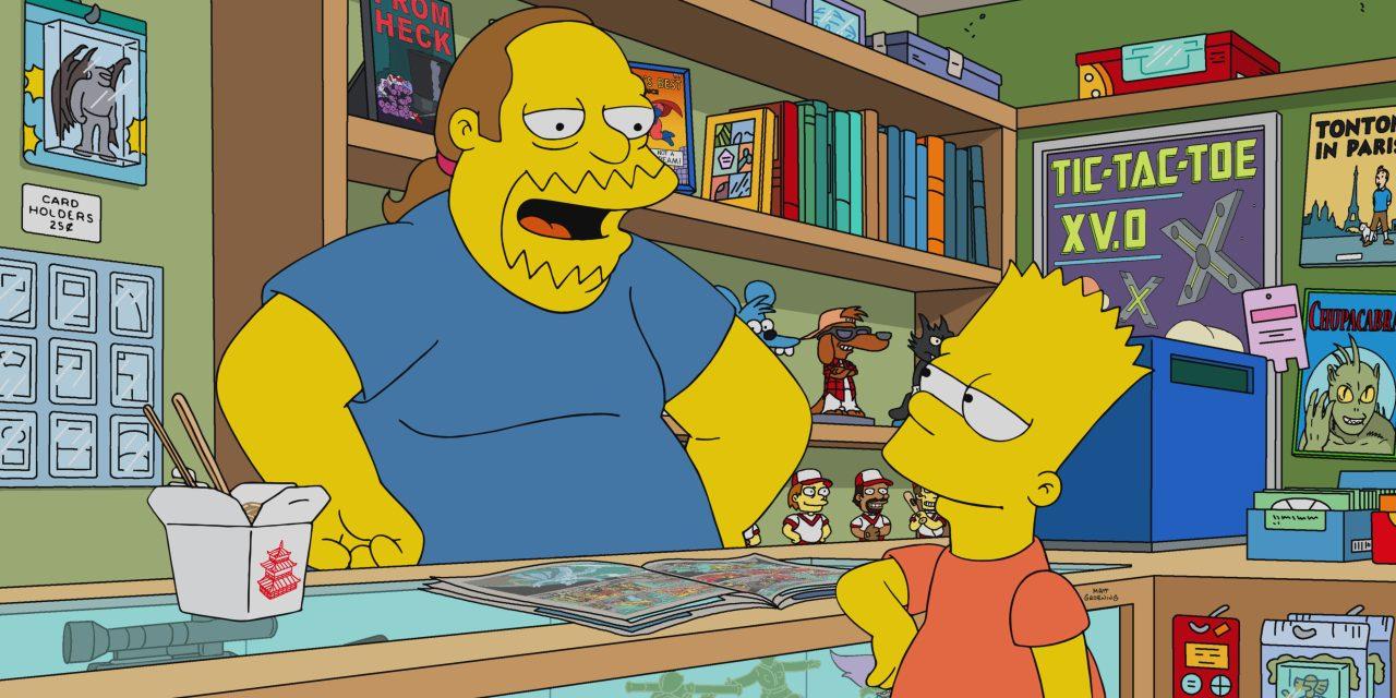 The Simpsons Season 31 Is Now Streaming On Disney Plus
