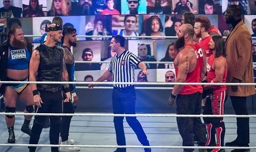 WWE Omos