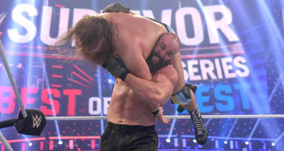 Braun Strowman Pulled From TLC Due To Injury