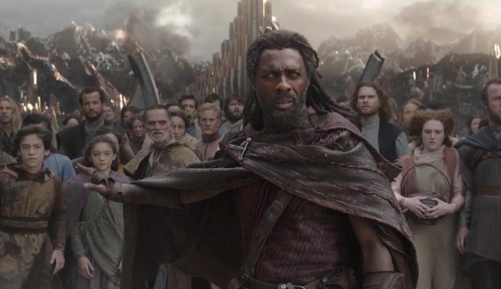 Heimdall Idris Elba