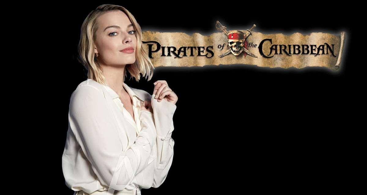 "Pirates Of The Caribbean Reboot: Margot Robbie Ensures ""Girl Power"" in New Installment Of Blockbuster Franchise"