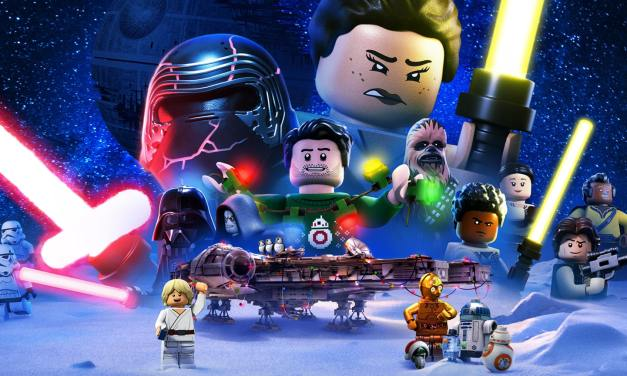 LEGO Star Wars Holiday Special Trailer Teases A Fun And Silly Adventure