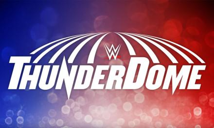 WWE ThunderDome Will Continue Into Next Year And A Special Royal Rumble Surprise