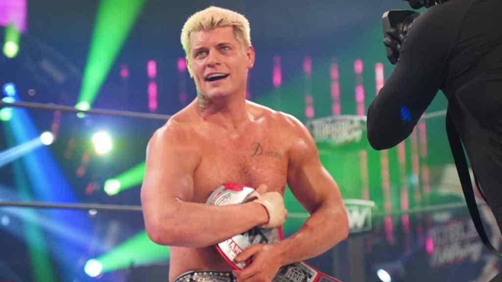 Cody Rhodes AEW