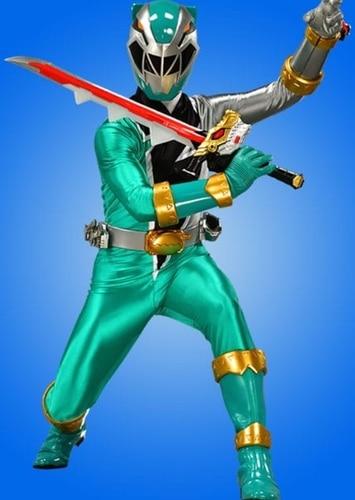 dino fury green ranger