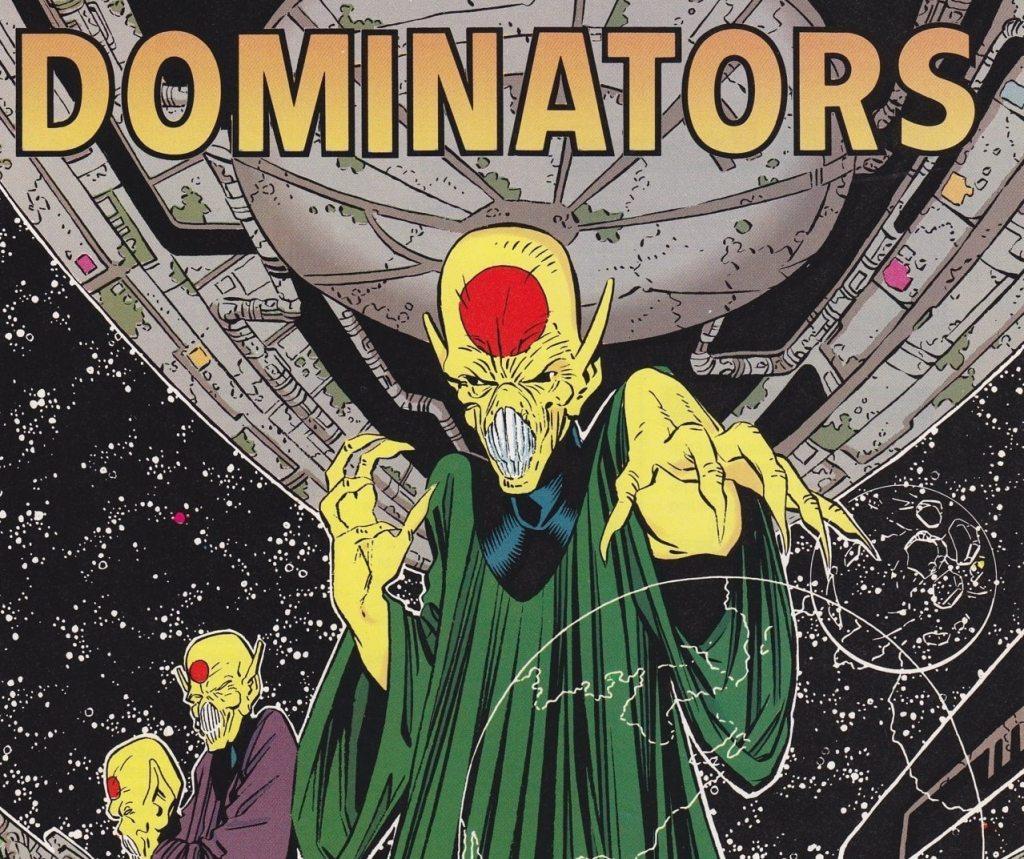 dominators green lantern