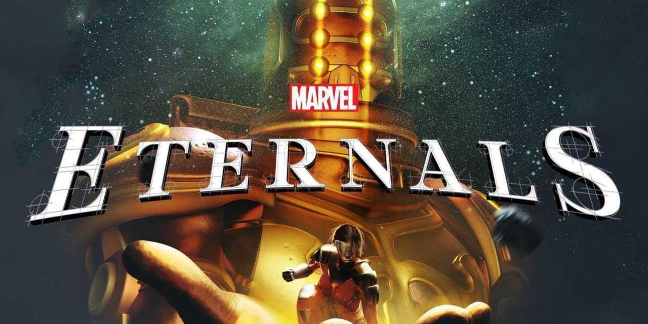 By Zeus' Bolt!  New Leaked Promo Images of Richard Madden and Gemma Chan as Ikaris and Sersi in  The Eternals