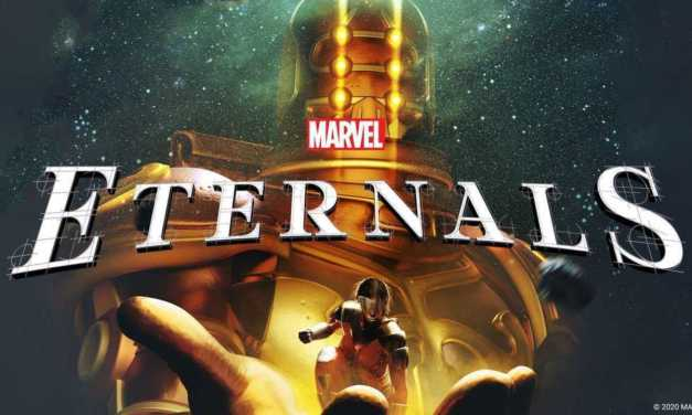 New Eternals #1 Comic Trailer Gives Similar Vibes As MCU Movie