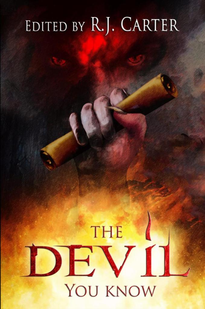 The Devil You Know from Genesis Theory author R.J. Carter