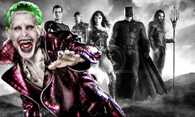 JUSTICE LEAGUE Director Zack Snyder Has Added Only Two New Scenes, One Featuring The Joker