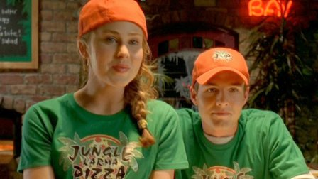 power rangers jungle karma pizza