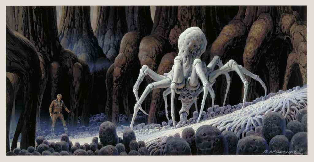 "The Mandalorian ""The Passenger"" Concept Art"