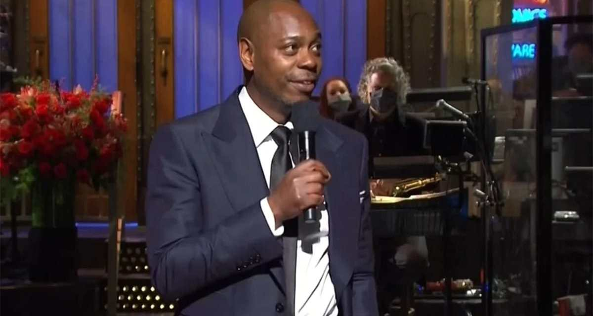 Dave Chappelle's Masterclass in Stand-up