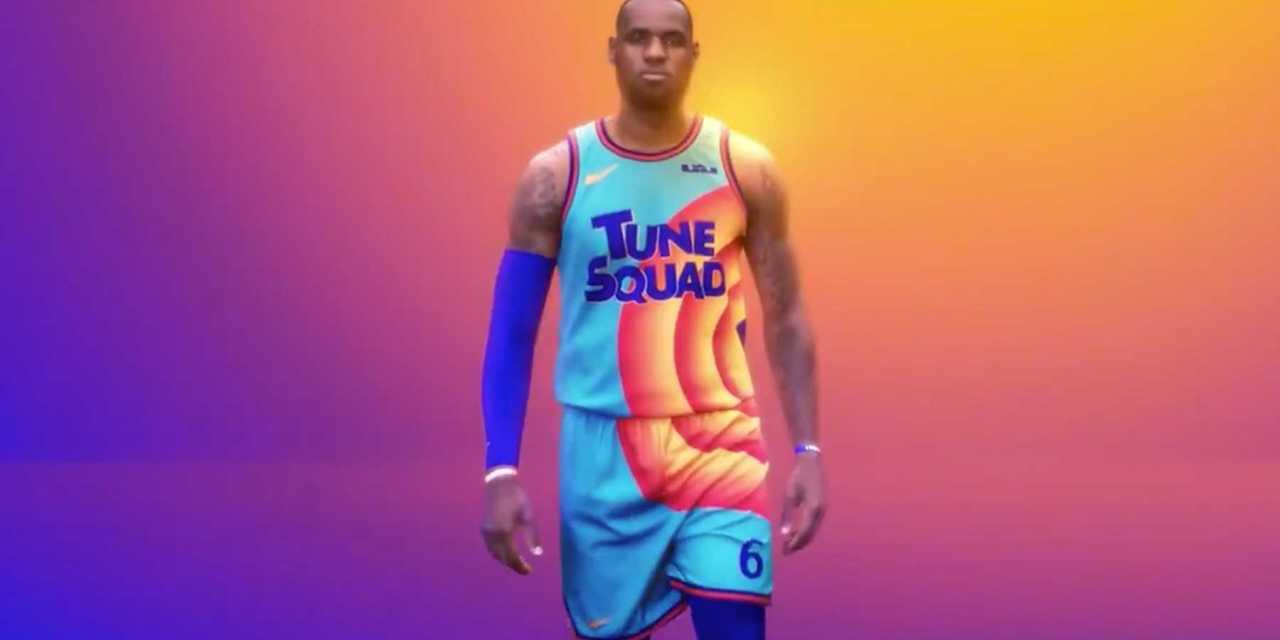NBA Superstar Lebron James Shares Encouraging Update On Space Jam 2