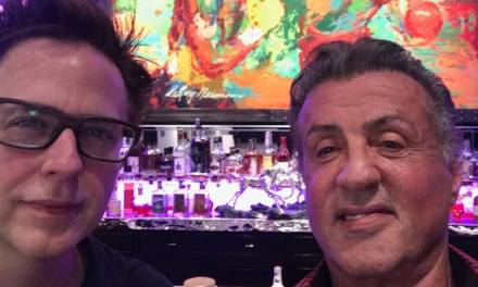 Sylvester Stallone Announces His Involvement with James Gunn's The Suicide Squad in the DCEU