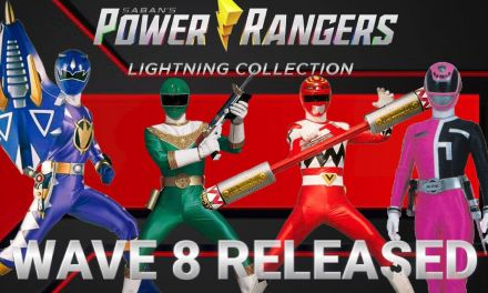 LIGHTNING JUST STRUCK! HASBRO'S POWER RANGERS LIGHTNING COLLECTION FIGURES WAVE 8 NOW AVAILABLE FOR PRE-ORDERS