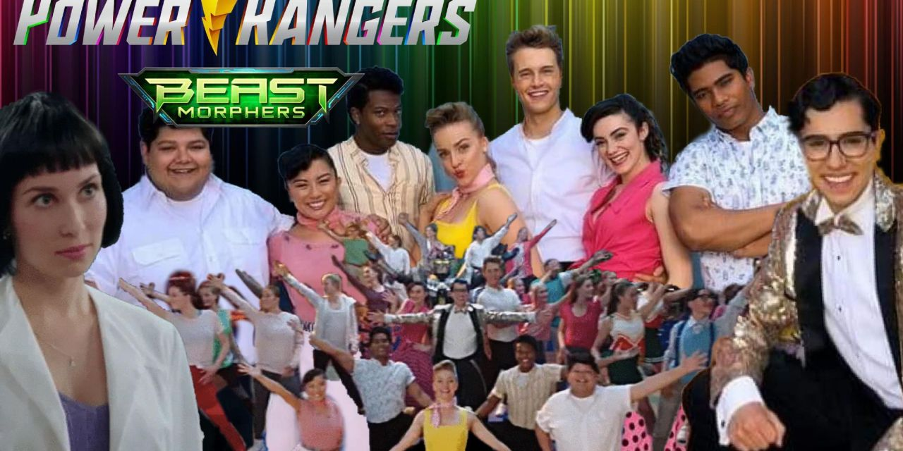 """Power Rangers: Dr.K (Olivia Tennet) Choreographed The Musical Number In Beast Morphers Season 2 Episode """"The Silva Switch"""""""