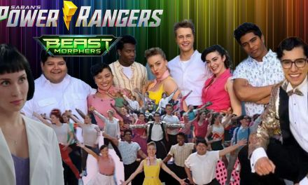 "Power Rangers: Dr.K (Olivia Tennet) Choreographed The Musical Number In Beast Morphers Season 2 Episode ""The Silva Switch"""